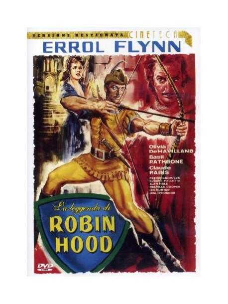 Leggenda Di Robin Hood (La)