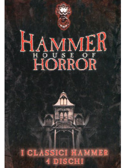 Hammer House Of Horror - I Racconti Del Brivido (4 Dvd)