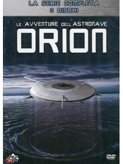 Avventure Dell'Astronave Orion (Le) (3 Dvd)