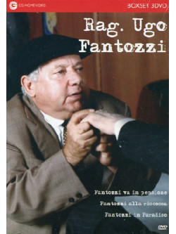 Fantozzi Collection (3 Dvd)