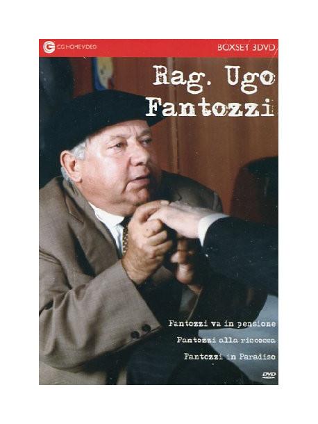 Fantozzi Collection (3 Dvd)