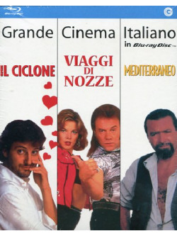 Grande Cinema Italiano (3 Blu-Ray)