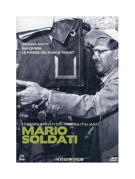 Mario Soldati - I Grandi Registi Del Cinema Italiano (3 Dvd)