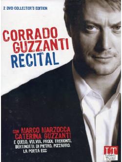 Corrado Guzzanti - Recital (CE) (2 Dvd+Libro)