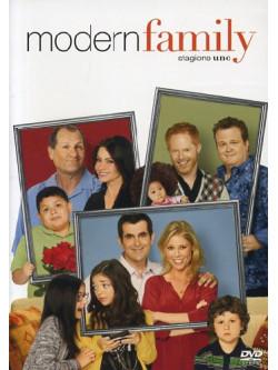Modern Family - Stagione 01 (4 Dvd)