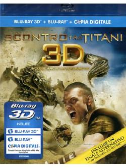 Scontro Tra Titani (3D) (2 Blu-Ray)