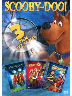 Scooby Doo - 3 Film Live Action (3 Dvd)