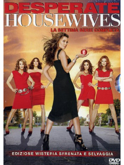 Desperate Housewives - Stagione 07 (6 Dvd)