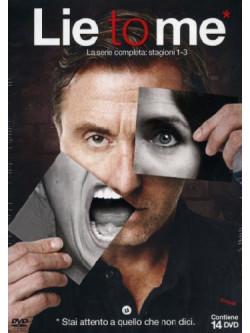Lie To Me - Stagioni 01-03 (14 Dvd)
