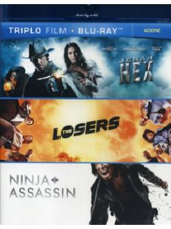 Azione Triplo Blu-Ray (3 Blu-Ray)
