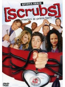 Scrubs - Medici Ai Primi Ferri - Stagione 05 (4 Dvd)