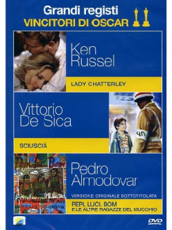 Grandi Registi Vincitori Di Oscar 02 (3 Dvd)