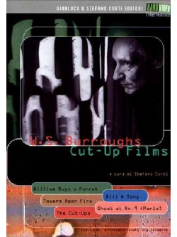 William S. Burroughs - Cut-Up Films (2 Dvd+Booklet)