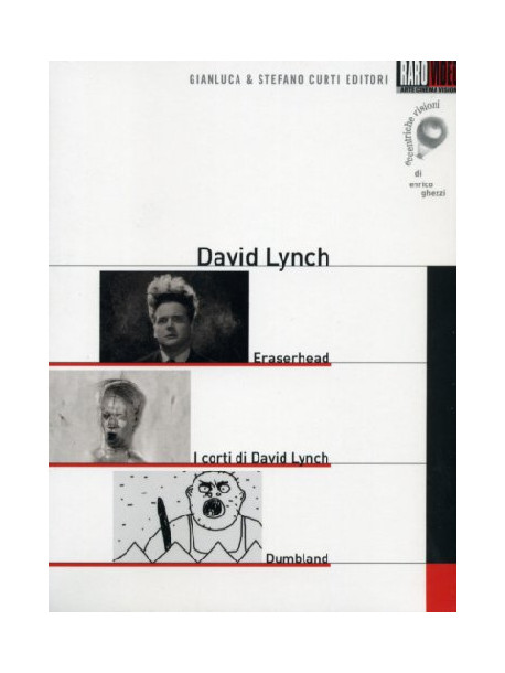 David Lynch Cofanetto (3 Dvd)
