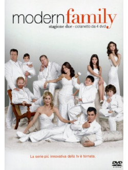 Modern Family - Stagione 02 (4 Dvd)