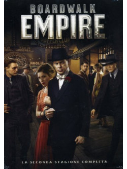 Boardwalk Empire - Stagione 02 (5 Dvd)