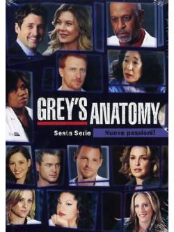 Grey's Anatomy - Stagione 06 (6 Dvd)