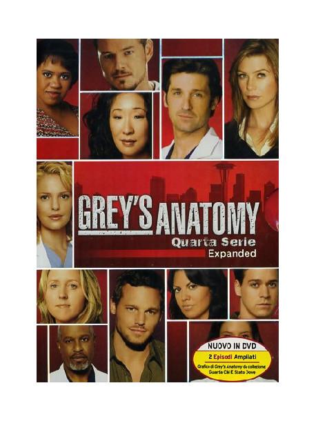 Grey's Anatomy - Stagione 04 (5 Dvd)