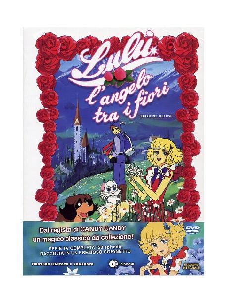 Lulu' L'Angelo Tra I Fiori (Ed. Deluxe Limitata E Numerata) (10 Dvd)