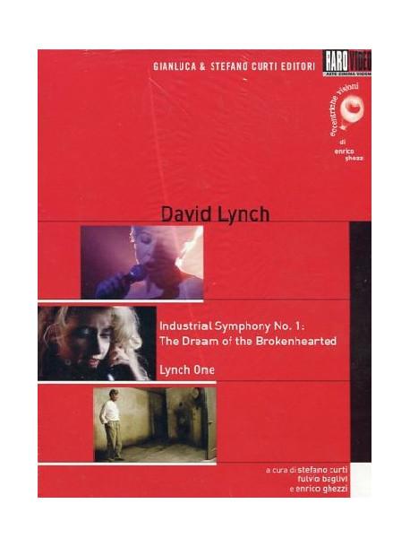 David Lynch - Industrial Symphony No. 1 / Lynch One (2 Dvd+Libro)