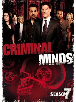 Criminal Minds - Stagione 07 (5 Dvd)