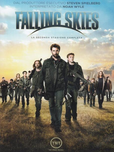 Falling Skies - Stagione 02 (3 Dvd)
