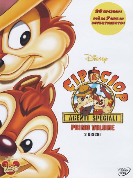 Cip & Ciop - Agenti Speciali 01 (3 Dvd)