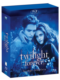 Twilight Forever - La Saga Completa (Ltd) (10 Blu-Ray)