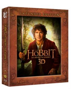 Hobbit (Lo) - Un Viaggio Inaspettato (3D) (Extended Edition) (3 Blu-Ray+2 Blu-Ray 3D)