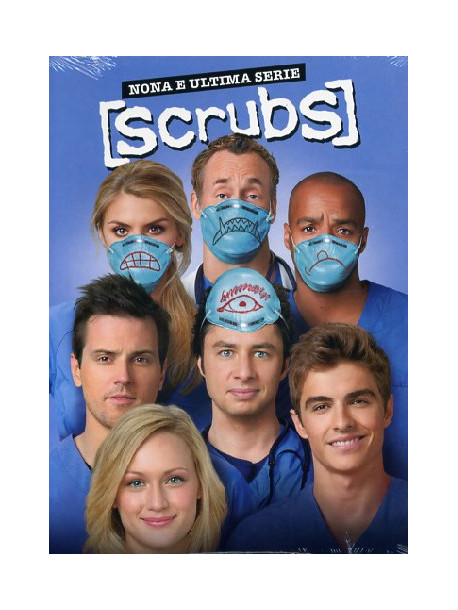 Scrubs - Medici Ai Primi Ferri - Stagione 09 (2 Dvd)