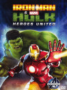 Iron Man & Hulk - Heroes United