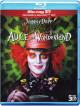 Alice In Wonderland (2010) (3D) (Blu-Ray+Blu-Ray 3D)