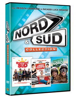 Benvenuti Al Nord / Benvenuti Al Sud / Boss In Salotto (Un) (Nord E Sud Collection) (3 Dvd)