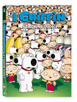 Griffin (I) - Stagione 12 (3 Dvd)