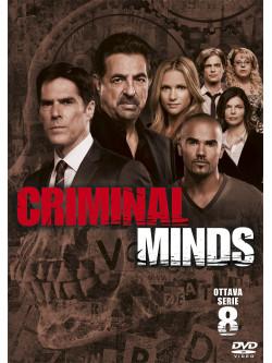 Criminal Minds - Stagione 08 (5 Dvd)