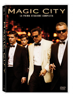 Magic City - Stagione 01 (3 Dvd)