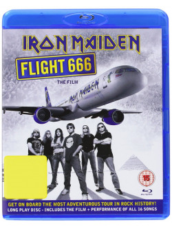 Iron Maiden - Flight 666: The Film