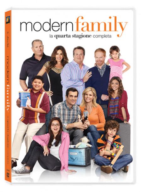 Modern Family - Stagione 04 (4 Dvd)