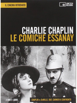 Charlie Chaplin - Le Comiche Essanay (2 Dvd+Booklet)