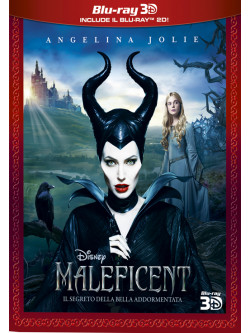 Maleficent (3D) (Blu-Ray+Blu-Ray 3D)