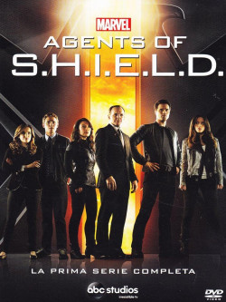 Agents Of Shield - Stagione 01 (6 Dvd)