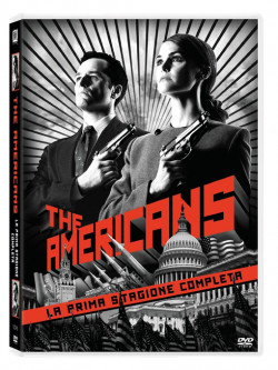 Americans (The) - Stagione 01 (4 Dvd)