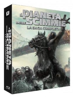 Pianeta Delle Scimmie (Il) - La Saga Completa (8 Blu-Ray)