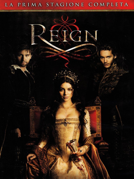 Reign - Stagione 01 (5 Dvd)