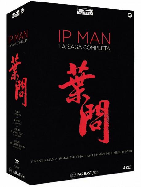 Ip Man - La Saga Completa (4 Dvd)