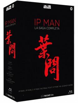 Ip Man - La Saga Completa (4 Blu-Ray)