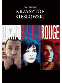 Krzysztof Kieslowski - Tre Colori (3 Dvd)