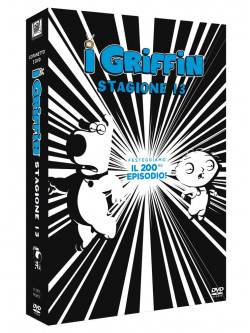 Griffin (I) - Stagione 13 (3 Dvd)