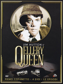 Ellery Queen - Stagione 01 01 (4 Dvd)