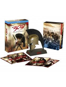 300 - The Complete Collection (2 Blu-ray+Blu-Ray 3D+Elmo) (Ltd Ed)